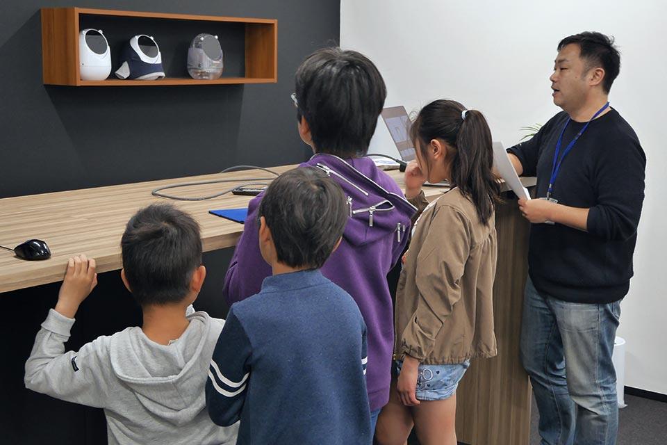 Yupiteruロボット教室